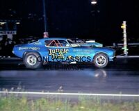 JUNGLE JIM LIBERMAN CHEVROLET CAMARO RS FUNNY CAR DRAG RACING AA FC PHOTO NHRA