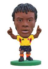 JUAN CUADRADO COLOMBIA FIFA WORLD CUP 2018 SOCCERSTARZ MINI SOCCER FIGURE