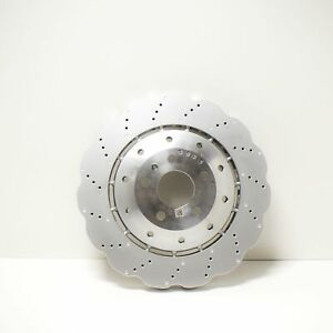 AUDI A5 RS5 Front Wavy Brake Disc 1 Piece 4S0615301B NEW GENUINE