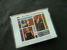 MORE MUSIC TO WATCH GIRLS BY NEW ZEALAND DOUBLE CASSETTE TAPE! SINATRA CONNIFF