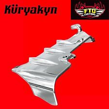 Kuryakyn Chrome Rear Cylinder Base Cover for Harley Touring FLH/T 09-17 8694