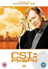 CSI: Miami - Complete Season 8 (DVD)