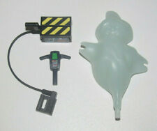 Playmobil Lot Accessoires Ghostbuster Détecteur + Piége + Fantôme Phosphorescen