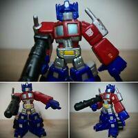 Rare Transformers Optimus Prime Hasbro 2006 2.5 Action Figure Kids Toy Autobots