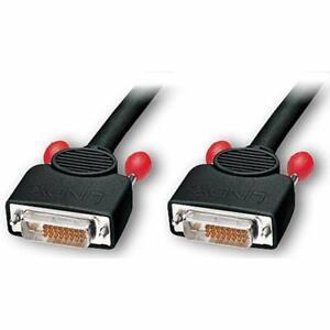 DVI-D Dual Link Long Distance Kabel, 10m
