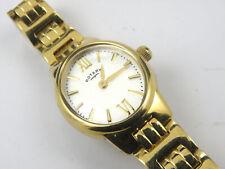 Rotary LB02748/01 Ladies Gold PVD Dress Watch - 100m