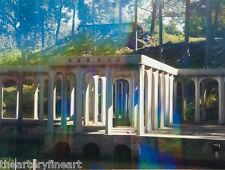 JAMES WELLING '4531 (Glass House)' 2007 SIGNED Photograph Limited Edition #21/25