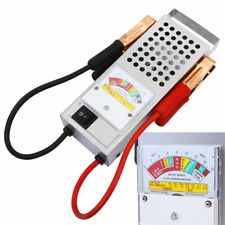 6 & 12 Volts Battery Load & charging Tester Charger Tool Testing Auto Volt Meter