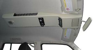 Deep Profile Centre Roof Console To Suit Nissan Patrol GU (ST Wagon) 1200L x 240