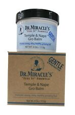 Dr. Miracles Temple & Nape Gro Balm Gentle Strength 113g