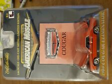 2000 ERTL 1969 MERCURY COUGAR ELIMINATOR      AMERICAN MUSCLE