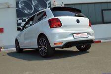 FMS SCARICO SPORTIVO ACCIAIO INOX VW POLO GTI Facelift (6c (6r), a partire dal 11.14) 1.8tsi 141kw