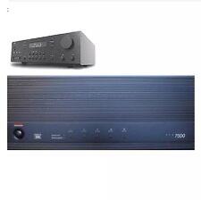 Adcom Power Amplifier and Adcom Pre-Amplifier