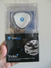 Tunebug Shake Surface Sound Bluetooth Bike Cycling Ski Helmet Speaker