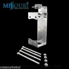 PMG Mounting Bracket 4 Wind Turbine Generator fits Freedom PMG  (single) Galv