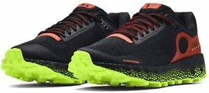 Under Armour HOVR Machina Off Road Womens Trail Running Shoes Black Pink