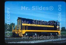 Original Slide Indian Hills & Iron Range Clean Baldwin VO1000 301 In 1980