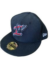 New Kannapolis Intimidators MILB Dale Earnhardt New Era 7 3/4 Baseball Hat NWT