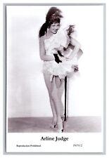 Arline Judge (C) Swiftsure Postcard year 2000 modern print P479/2 glamour photo