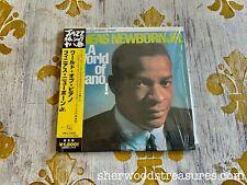 Phineas Newborn Jr. – A World Of PIANO IMPORT JAPAN MINI LP CD EXC 20 Bit