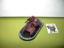 =Mechwarrior REPUBLIC OF THE SPHERE Zibler Fast Strike Tank 052 32 =