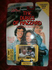 RACING CHAMPIONS THE DUKES OF HAZZARD 1/144 SCALE DAISEYS PLYMOUTH