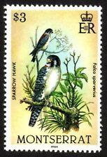 Montserrat Birds Stamps