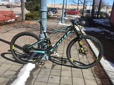 2017 Scott Spark 700 rc contessa Used but has lots of new parts.