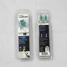 6X подлинный Philips Sonicare HX6013 ProResults сменные насадки для щетки-два пакета