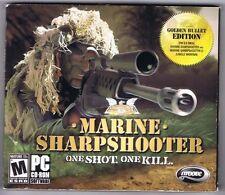 Marine Sharpshooter PC CD-ROM (Includes Marine Sharpshooter 2 Jungle Warfare)