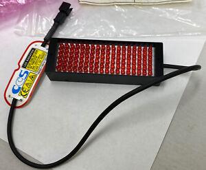 CCS LDL-74X27-N RED LED ARRAY 12V 5.4W ( Cognex CLM-LDL74X27N-00 )  (NEW)
