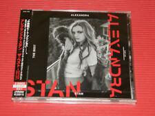 2018 ALEXANDRA STAN THE BEST  JAPAN CD + DVD EDITION