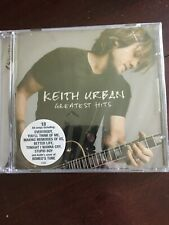 Keith Urban Greatest Hits - CD (NEW/SEALED)