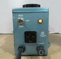 STACO Type 3PN1010 Power Energy Variable Autotransformer VARIAC Tested Working