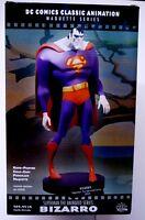 Bizarro Superman Animated Classic Maquette Statue New DC Comics 2004 Amricons