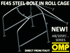 AB/105P/320 OMP ROLL CAGE PEUGEOT 206 3-DOOR (DASHBOARD DISASSEMBLY REQUIRED) 98