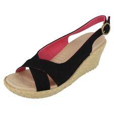 Calzado de mujer Crocs color principal negro Talla 39.5