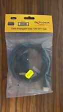 Monitor -/AV-Kabel & Adapter mit DVI-I - (Dual-Link) - Stecker aus