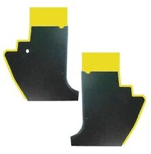Kick Panel and Insulation Set for 1963-1966 Barracuda - Dart - Valiant