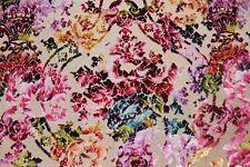 Designers Guild Curtain fabric design martineu 3.5 mètres Jacquard Velours Berry