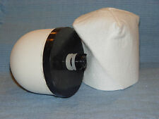 Emergency 4x4 Ceramic Water Filter & Sock, carbon filled & Silver Impregnated