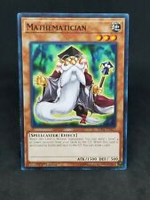 - Common 1st Edition 3 x Mathematician SDCL-EN017