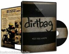 """DIRTBAG"" motorcycle DVD"