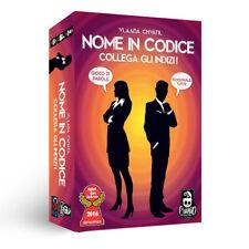 Nome in codice - Collega gli Indizi - gioco da tavola