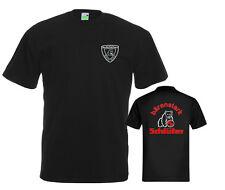 Schlüter T-Shirt   Oldtimer Logo   BÄRENSTARK   Brust- und Rückendruck   280_282