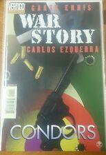 War Story Condors #1 Nm 2003 Garth Ennis Dc Vertigo Comics