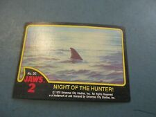 1978 Universal City Studios - Jaws 2 #30 - Night of the Hunter