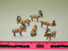Lionel New 6-24251 Polar Express Caribou Animal Pack