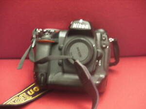 Nikon D2H with Low actuations, 2 Months Use *TEST & COLLECT IF you prefer