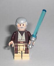 LEGO Star Wars - Obi Wan Kenobi - Figur Minifig Jedi Luke Ben 75052 75159 75173